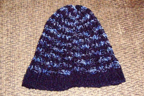 Beanie for Andy