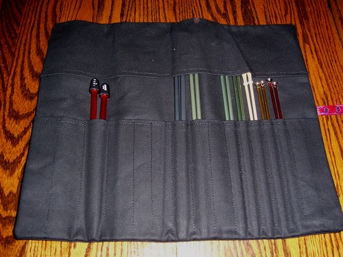 Straight Needle Roll Case